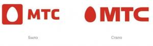 Деградация дизайна логотипов